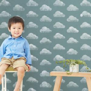 szablon chmury - wizualizacja z dzieckiem